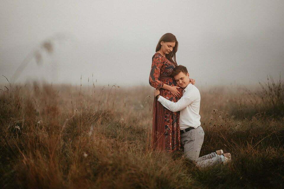 Sesja Ciążowa - Monia&Przemek&Staś 5