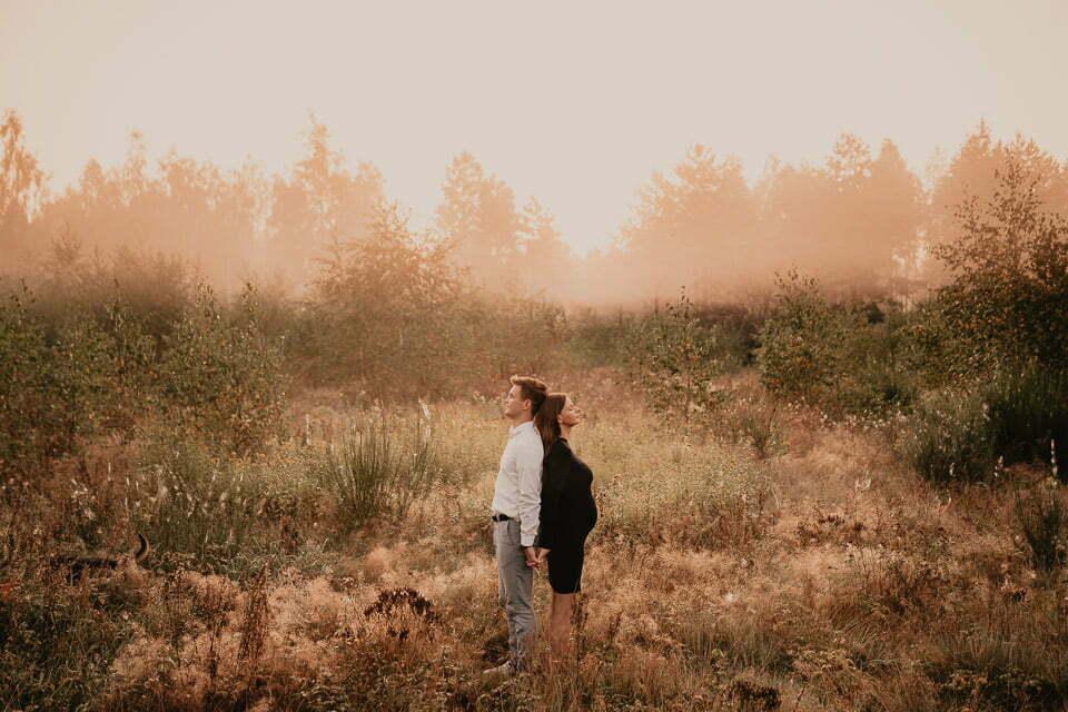 Sesja Ciążowa - Monia&Przemek&Staś 7